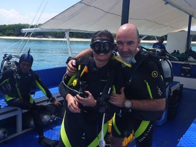 Bohol Dive Center Alona Filipinas Club Buceo 1109