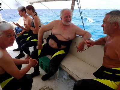 Bohol Dive Center Alona Filipinas Club Buceo 1145