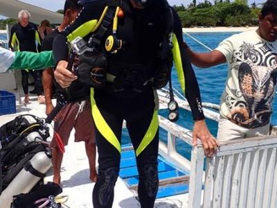 Bohol Dive Center Alona Filipinas Club Buceo 1152
