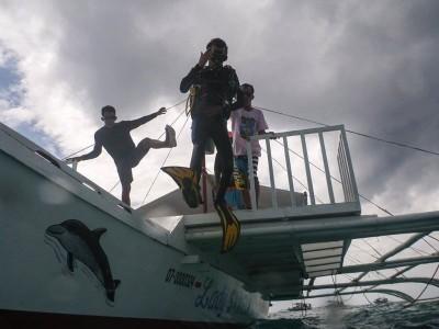 Bohol Dive Center Alona Filipinas Club Buceo 427