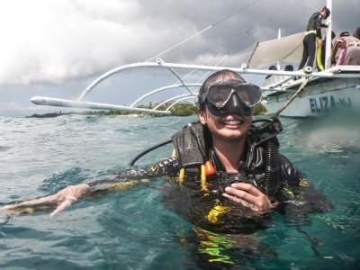 Bohol Dive Center Alona Filipinas Club Buceo 435