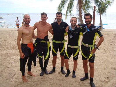 Bohol Dive Center Alona Filipinas Club Buceo 636