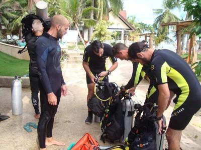 Bohol Dive Center Alona Filipinas Club Buceo 639