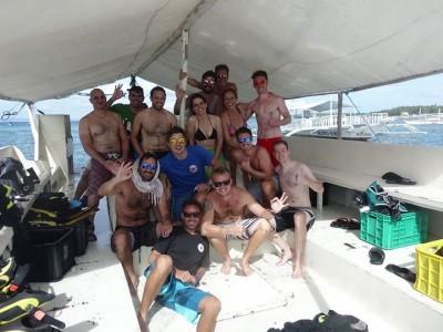 Bohol Dive Center Alona Filipinas Club Buceo 793