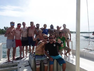 Bohol Dive Center Alona Filipinas Club Buceo 802
