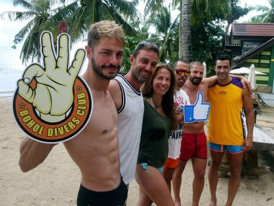 Bohol Dive Center Alona Filipinas Club Buceo 875