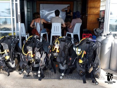 Bohol Dive Center Alona Filipinas Club Buceo 1044