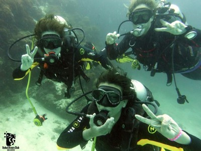Bohol Dive Center Alona Filipinas Club Buceo 1050
