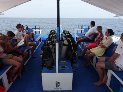 Bohol Dive Center Alona Filipinas Club Buceo 1093