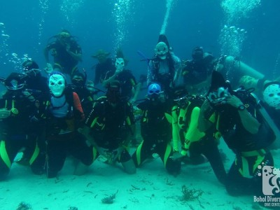 Bohol Dive Center Alona Filipinas Club Buceo 862