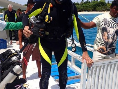 Bohol Dive Center Alona Filipinas Club Buceo 1152