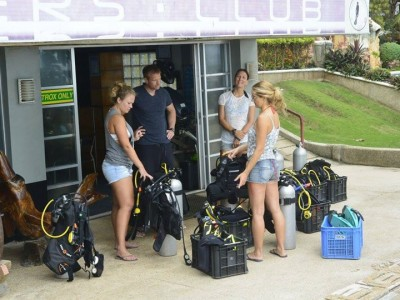Bohol Dive Center Alona Filipinas Club Buceo 260