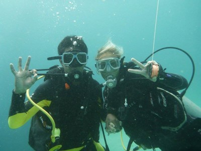 Bohol Dive Center Alona Filipinas Club Buceo 529