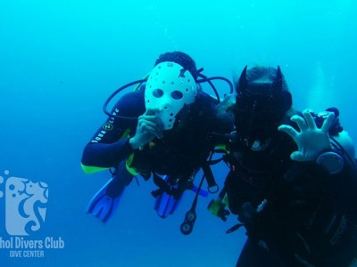 Bohol Dive Center Alona Filipinas Club Buceo 858