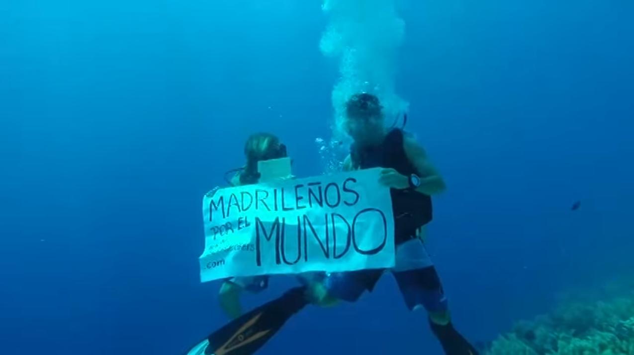 madrilenos por el mundo en filipinas buceo club