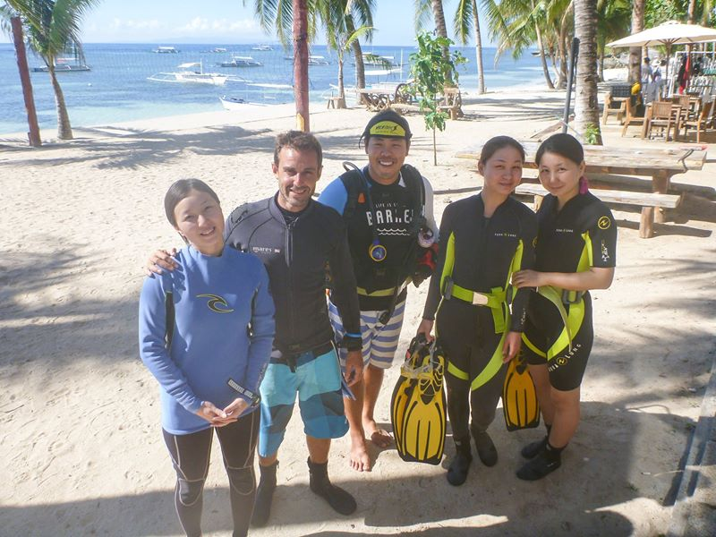 dive club buceo bohol 7