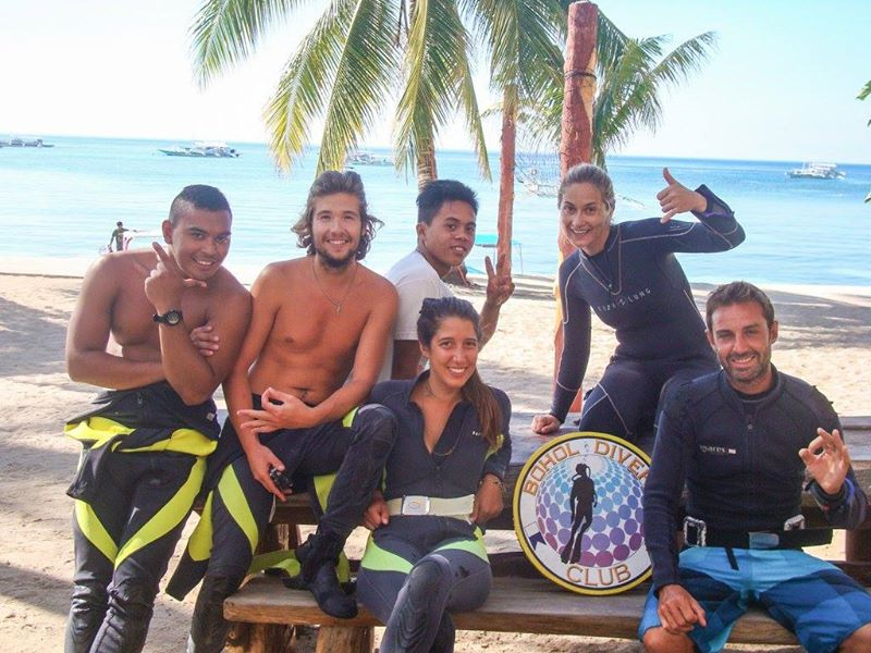 dive club buceo bohol 8