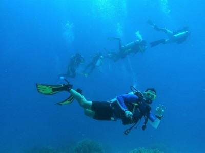 Centro Buceo en Bohol Alona Filipinas Club Buceo