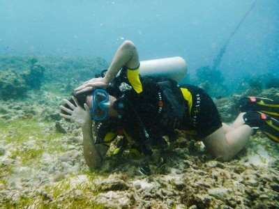 Bohol Dive Center Alona Filipinas Club Buceo 310