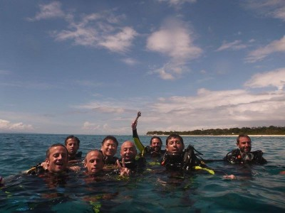 Bohol Dive Center Alona Filipinas Club Buceo 466