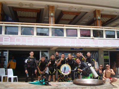 Bohol Dive Center Alona Filipinas Club Buceo 670