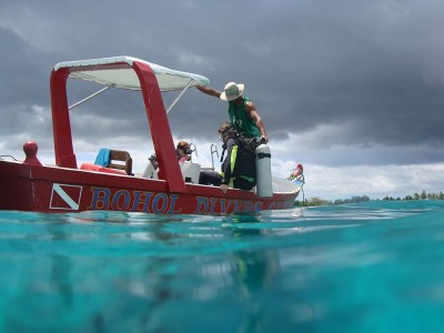Bohol Dive Center Alona Filipinas Club Buceo 722