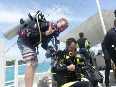 Bohol Dive Center Alona Filipinas Club Buceo 798