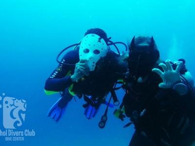 Bohol Dive Center Alona Filipinas Club Buceo 858