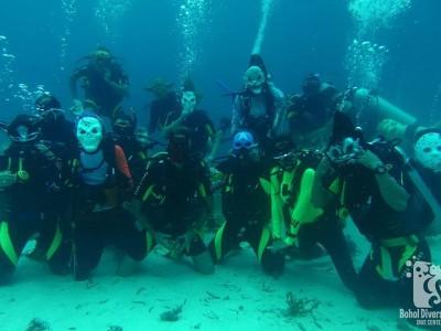 Bohol Dive Center Alona Filipinas Club Buceo 862