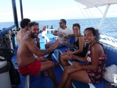 Bohol Dive Center Alona Filipinas Club Buceo 953